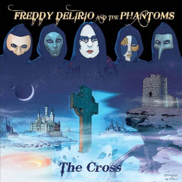 FREDDY DELIRIO AND THE PHANTOMS