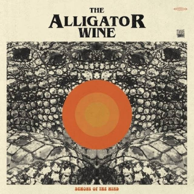 THE ALLIGATOR WINE